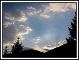 Puffy Clouds by jotamyg