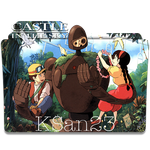 Castle in the Sky Icon by KSan23