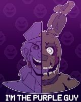 I am the purple guy by Ask-the-fnaf-NG