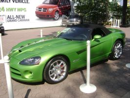 2008 Dodge Viper by LittleBigDave