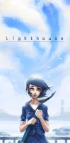 Lighthouse by x-catman