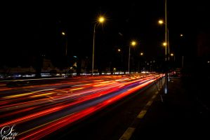 traffic in chaos by Littleboyathome