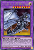 Mirror Force Dragon by grezar