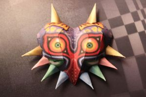 The Majora's Mask :O by Algoyn