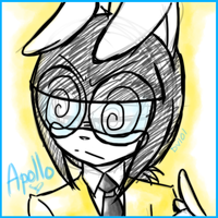 For the Record, It's Apollo by DawnValentine101