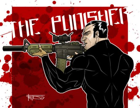 The Punisher by GSX750