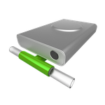 free HDD win7 inspiration by 3DEricDesign