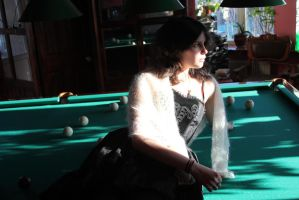 Maya and billiard 13 by Panopticon-Stock