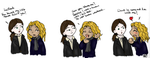 CS Lestat and Louis - Arson by yammyqueen
