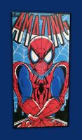 Spiderman by cgianelloni
