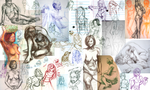 The Sketch Life Dump by Trounced
