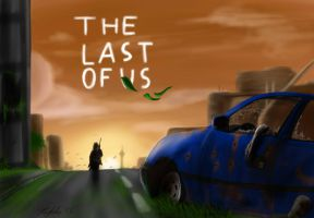 The Last of Us by WoW-200