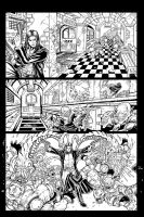 Darkness 2 Contest Inks by BDStevens