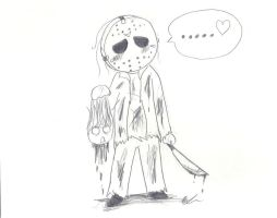 Jason loves you by That-Love-Voodoo