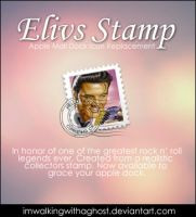 Elvis Stamp by imwalkingwithaghost