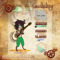 Gashakey - William. by Corsikat