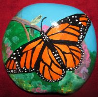 Monarch Butterfly #5 by AmandaFerguson070707