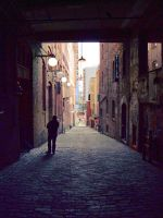 Post Alley I by Baq-Stock