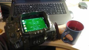 Pip-Boy 3000 by arc5555
