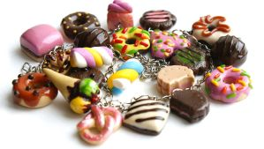 Polymer clay delicious by lesyakikh