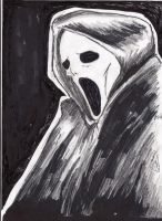 Scream: name the killer... by hewhowalksdeath