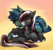 Cuddles by Tartii