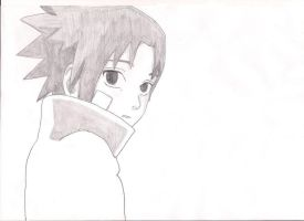 Sasuke Child by Sizzlac