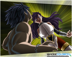 .: Grey Vs Ultear:. FT. 239 by Amandine-f