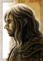 The Line of Durin - Kili by UnicatStudio