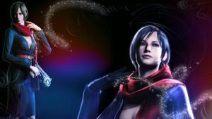 Carla Radames - Wallpaper 2 by NatlaDahmer