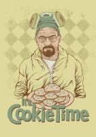 Cookie Time! by FrozenHRT