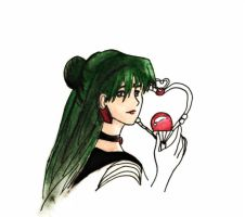 Sailor Pluto by Grand-Theft-Autumn23