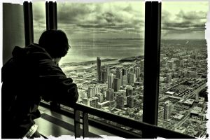 Looking Out II by Bartonbo