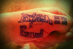 British and Proud by jadenfangirl