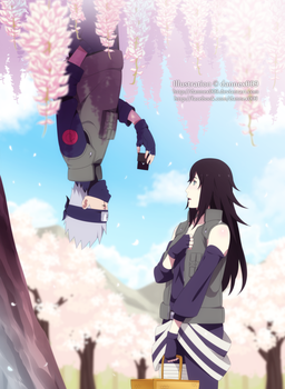 Commission - The Hokage's Proposal by dannex009