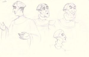 frollo sketch3 by naly202