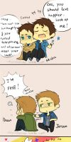 SPN Strip by ShaYepurr