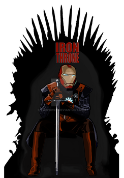 Iron Throne by FireP0wer
