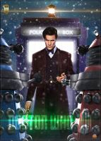 Doctor Who s07e16 poster02 by gazzatrek