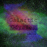 Galactic Odyssey: A Space Comic by CatAlley