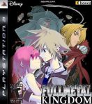 Fullmetal Kingdom PS3 Cover by 4xEyes1987