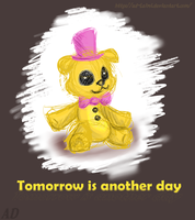 Tomorrow is another day FNAF4 Sketch N 24 by AD-Laimi