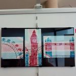 London Triptych by jusbrublis