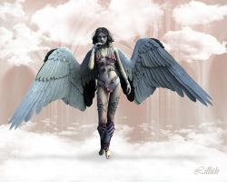 Angel by LillithI