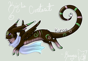 Entry for Kuro-adopts contest by KurosuAi