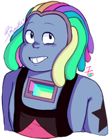 Bismuth yoo by Chaotic-Marxie76