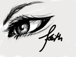 eyes by akosikeith