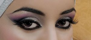Arabic Bride Eyes by JoujouBeauty