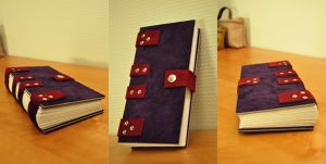 Purple book by Aqwell