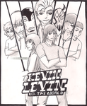 Kevin Levin versus The World by FO-FB